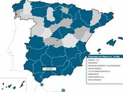 Empresas con Sistemas Meyer en España